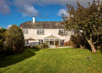 Thumbnail 4 bed detached house for sale in Fowey