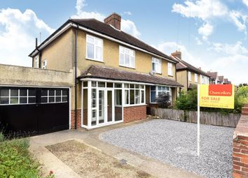 Thumbnail 3 bed semi-detached house for sale in Ridgeway Road, Headington, Oxford