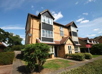Thumbnail 1 bed flat to rent in Monks Crescent, Addlestone, Surrey