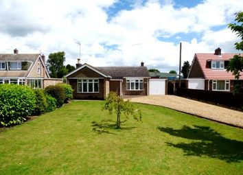 Thumbnail 3 bedroom bungalow for sale in Nene Terrace, Crowland, Peterborough, Lincolnshire