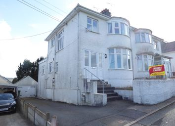 Thumbnail 3 bed semi-detached house for sale in Maesycoed Road, Lampeter