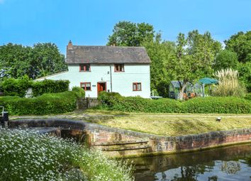 Thumbnail 2 bed cottage for sale in Brome Hall Lane, Lapworth, Solihull