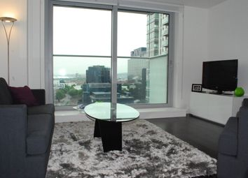 Thumbnail 1 bed flat to rent in Pan Peninsula Square, West Tower, Canary Wharf