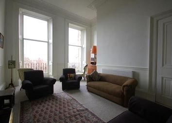 Thumbnail 3 bed flat to rent in Great Stuart Street, New Town, Edinburgh