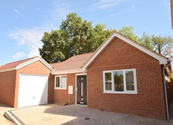 Thumbnail 2 bed detached bungalow for sale in Dash End, Kedington, Haverhill