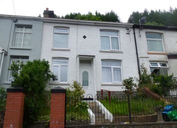 Thumbnail 2 bedroom terraced house for sale in Mount Pleasant, Merthyr Vale