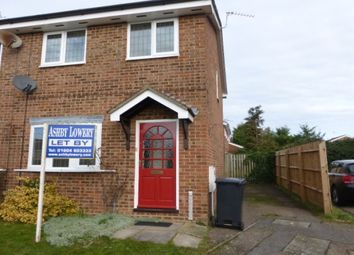 Thumbnail 2 bed property to rent in Sandover, Northampton