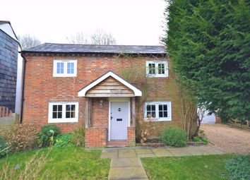 Thumbnail 4 bed detached house for sale in Pankridge Street, Crondall, Farnham
