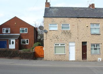 Thumbnail 3 bed end terrace house for sale in High Street, Eckington, Sheffield