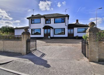 Thumbnail 5 bedroom detached house for sale in Mill Close, Dinas Powys