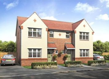 Thumbnail 3 bed semi-detached house for sale in The Thatch Lancaster New Road, Garstang, Preston
