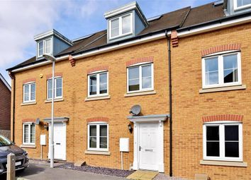 Thumbnail 3 bed town house for sale in Buttercup Avenue, Minster On Sea, Sheerness, Kent