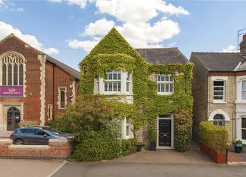 Thumbnail 6 bed detached house for sale in Tenison Road, Cambridge