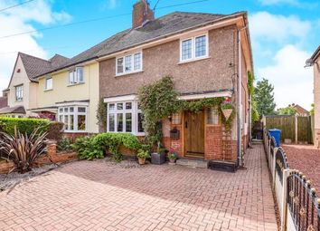 Thumbnail 3 bed semi-detached house for sale in Manor Avenue, Brimington, Chesterfield, Derbyshire