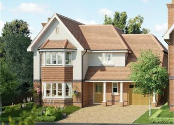 Thumbnail 4 bed detached house for sale in Maple Grove, Ridgemount Gardens, Enfield, Greater London