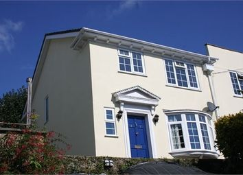 Thumbnail 1 bed flat to rent in Seymour Road, Knowles Hill, Newton Abbot, Devon.