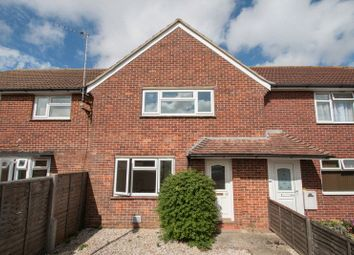 Thumbnail 2 bed terraced house to rent in Sherborne Road, Chichester