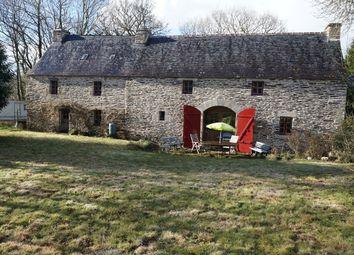 Thumbnail 5 bed longère for sale in Saint-Goazec, Finistere, 29520, France