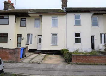 Thumbnail 3 bed terraced house to rent in Clemence Street, Lowestoft