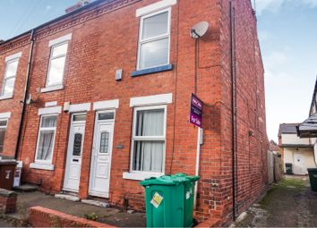 Thumbnail 2 bedroom end terrace house for sale in Mandalay Street, Nottingham