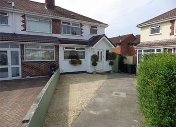 Thumbnail 3 bedroom detached house for sale in Valentine Close, Whitchurch, Bristol