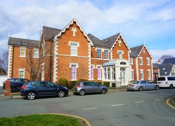 Thumbnail 2 bed flat for sale in Victoria Crescent, Chester
