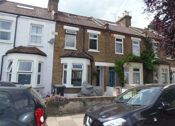 Thumbnail 4 bed terraced house to rent in Percival Road, Enfield