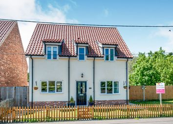 Thumbnail 4 bed detached house for sale in Greyhound Lane, Banham, Norwich