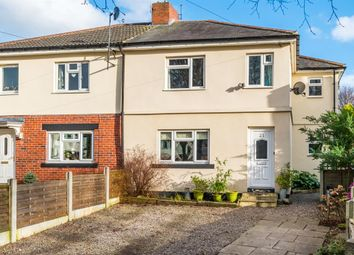 Thumbnail 4 bed semi-detached house for sale in Cragg Avenue, Horsforth, Leeds