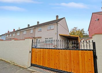 Thumbnail 3 bedroom end terrace house for sale in Upjohn Crescent, Hartcliffe, Bristol
