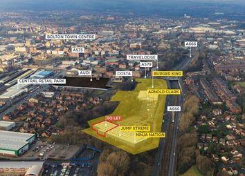Thumbnail Retail premises for sale in Unit 4 Trinity Park, St Peter's Way, Bolton