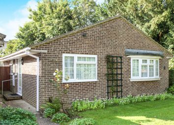 Thumbnail 3 bed detached bungalow for sale in Welch Way, Rownhams, Southampton
