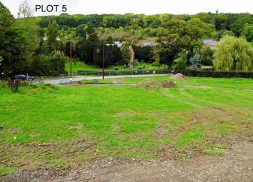 Thumbnail Land for sale in Building Plot 5, Llanllwchaiarn, Adjacent Graig Wen, Newtown, Powys