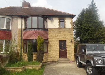 Thumbnail 3 bed semi-detached house to rent in Parkstone Crescent, Hellaby, Rotherham