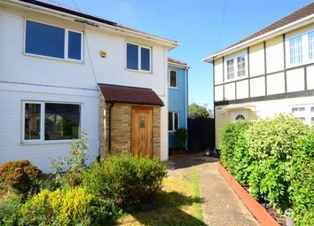 Thumbnail 4 bed end terrace house for sale in Newbury Walk, Romford, Essex