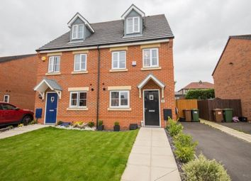 Thumbnail 3 bed property for sale in St. Aelreds Drive, Newton-Le-Willows