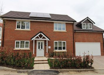 Thumbnail 5 bed detached house for sale in St. Johns Road, Hedge End, Southampton