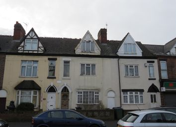 Thumbnail 4 bedroom terraced house for sale in Birmingham Road, West Bromwich