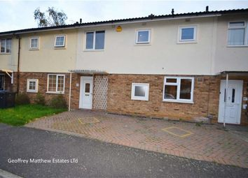 Thumbnail 3 bed terraced house for sale in Churchfield, Harlow, Essex
