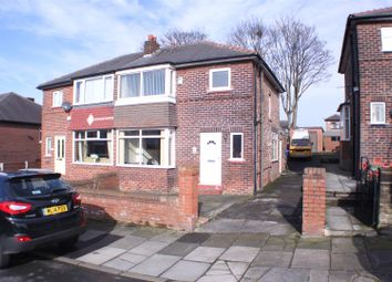 Thumbnail 3 bedroom semi-detached house for sale in Russell Road, Salford