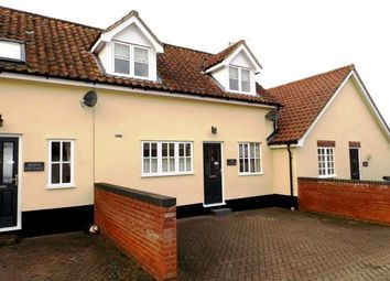 Thumbnail 2 bed terraced house for sale in East Harling, Norwich, Norfolk
