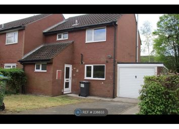 Thumbnail 3 bed terraced house to rent in Edale, Tamworth