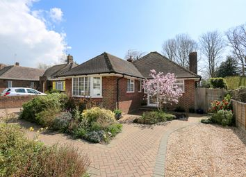 Thumbnail 3 bed detached bungalow for sale in Hillside Avenue, Worthing, West Sussex