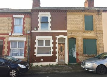 Thumbnail 2 bedroom terraced house for sale in Longfellow Street, Toxteth, Liverpool