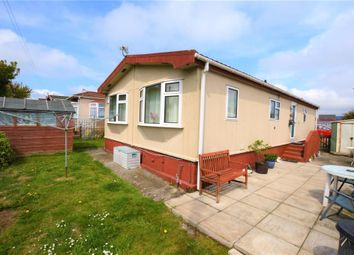 Thumbnail 2 bedroom detached bungalow for sale in Glenhaven Park, Helston, Cornwall