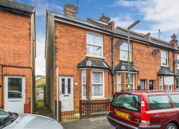 Thumbnail 3 bed end terrace house for sale in Victoria Road, Redhill