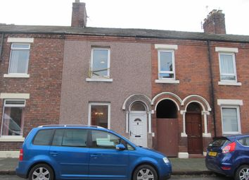 Thumbnail 3 bed terraced house to rent in Trafalgar Street, Denton Holme, Carlisle