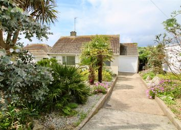 Thumbnail 2 bed detached bungalow for sale in Vicarage Road, Porthleven, Helston