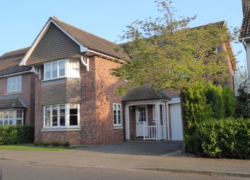 Thumbnail 4 bed detached house for sale in Oaktree Drive, Northallerton