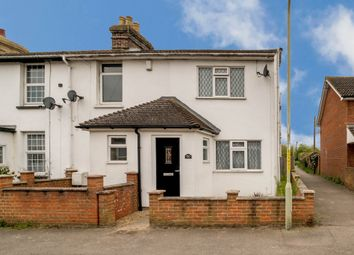 Thumbnail 2 bed end terrace house for sale in Curtis Road, Willesborough, Ashford